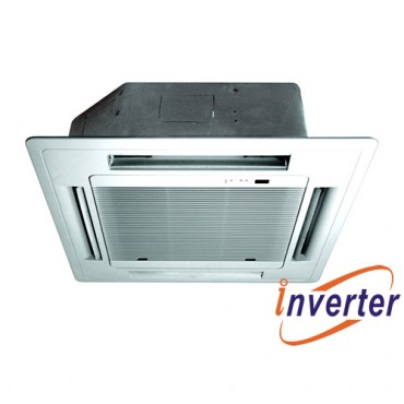 41000 btu Super Inverter Cassette Heat Pump