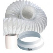 Extension pipe for the KYR range of portable air con units