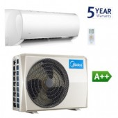 3.5kW Midea Blanc Wall Mounted System